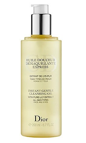 Instant Gentle Cleansing Oil от Dior